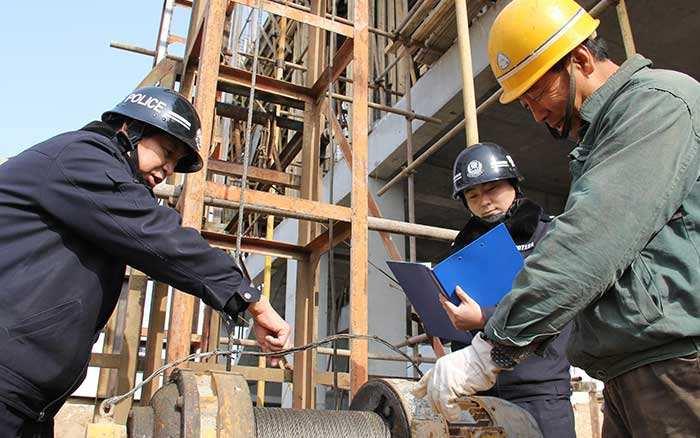 政府環保、健康安全監督檢查標準開發和檢查業務外包